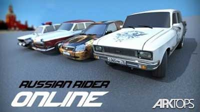 Russian Rider Online для Android